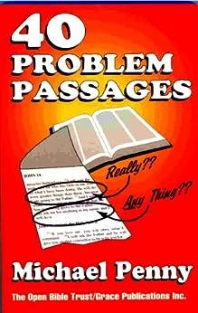 40 Problem Passages by [Penny, Michael]