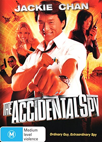 The Accidental Spy | Jackie Chan | NON-USA Format | PAL | Region 4 Import - Australia