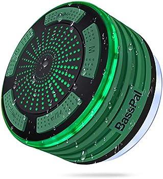 BassPal IPX7 Waterproof Portable Wireless Bluetooth Speaker