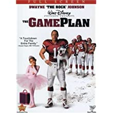 The Game Plan (Full Screen Edition) (2007)