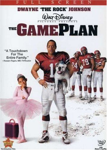 The Game Plan (Full Screen Edition)