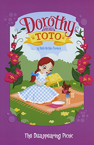Dorothy and Toto The Disappearing