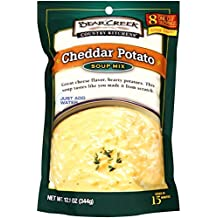 Bear Creek Country Kitchens Soup Mix, Cheddar Potato, 12.1 Ounce (Pack of 6)
