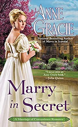 Marry in Secret (Marriage of Convenience Book 3) (English