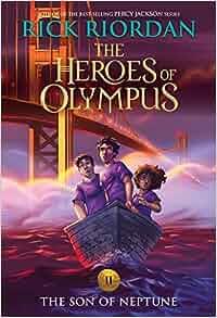 The heroes of olympus book 2