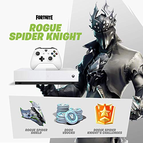 51G8%2BCbSb L - Xbox One S 1TB All-Digital Edition Console (Disc-free Gaming)