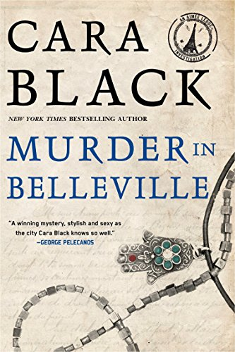 Murder in Belleville (Aimee Leduc Investigations, No. 2) (Murder In The First Black And Blue)