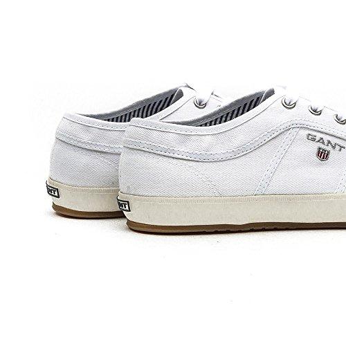 Gant - Samuel Shoe hombre White
