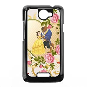 HTC One X Phone Case Cover Beauty and the Beast ( by one free one ) B65371