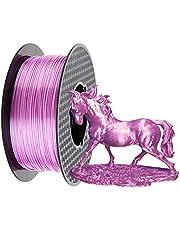 Kehuashina Silk Pla Filament for 3D Printer and Pens, 1kg - 1.75mm Diameter Filament