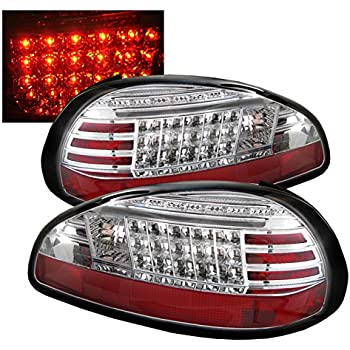 Amazon Com 2004 2008 Pontiac Grand Prix Led Tail Lights