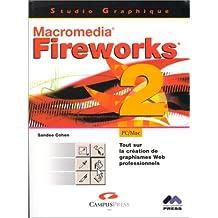 Fireworks 2 studio graphique