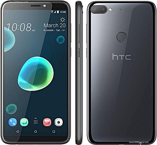 HTC Desire 12+(PLUS) 32GB Dual SIM Factory Unlocked GSM International Version No Warranty (COOL BLACK) (Phones Mobile Htc)