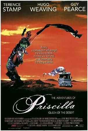 Priscilla, reina del desierto enorme cartel de papel mide ...