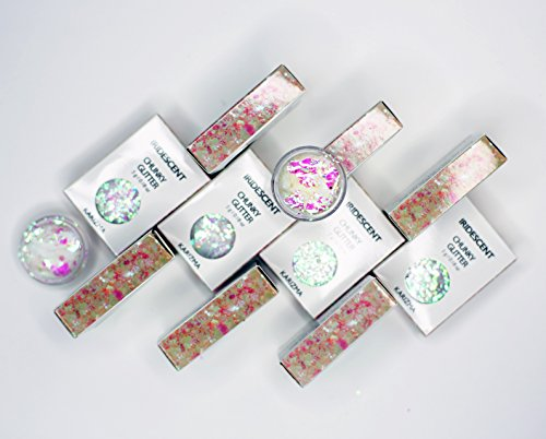 Iridescent Chunky Glitter Karizma Beauty Festival Glitter