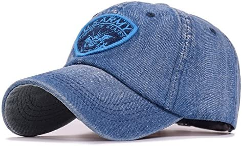 ALWLj Nueva alta calidad tela vaquera Gorra bordado Hip Hop Hat Para Hombres Mujeres Gorras Snapback