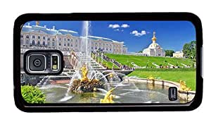 Hipster Samsung Galaxy S5 Cases good peterhof palace russia PC Black for Samsung S5 by icecream design