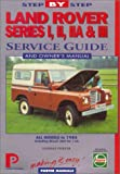 Land Rover Series I, II, IIA, & III 1948-85 (Porter Manuals)