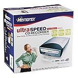 Memorex 32023261 USB 2.0 CD-RW Drive (52x/32x/52x)