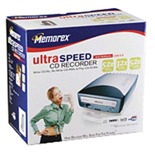Memorex 32023261 USB 2.0 CD-RW Drive