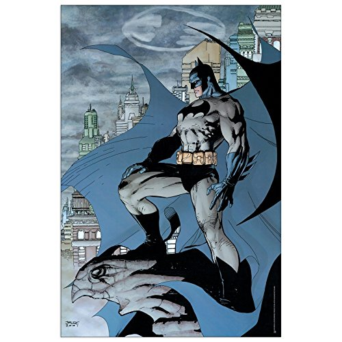 Art Batman Jim Lee (Artopweb EC20856 JIM LEE-Batman Decorative Panel, 24
