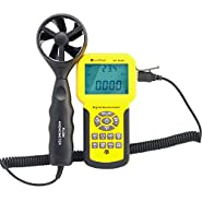 Holdpeak Hp-846a Handheld Digital Anemometer Wind Speed Tester