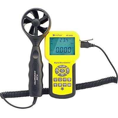 Holdpeak Hp-846a Handheld Digital Anemometer Wind Speed Tester