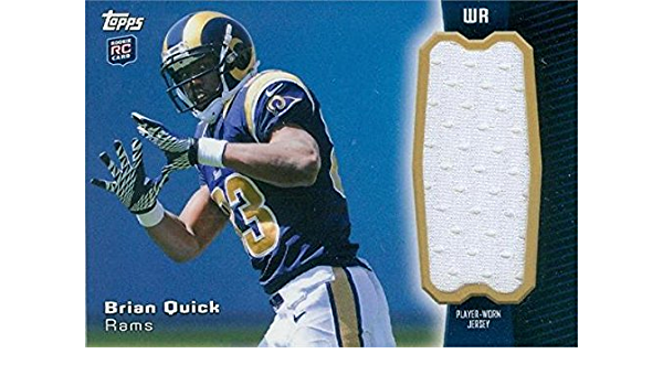 brian quick jersey