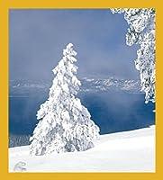 Gift Trenz Winter Wonderland Magnetic Bookmark