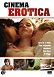 Coffret Cinema Erotica (5 DVD): Lucia Et Le Sexe / Innocents the Dreamers / Shortbus / Ken Park / 9 Songs