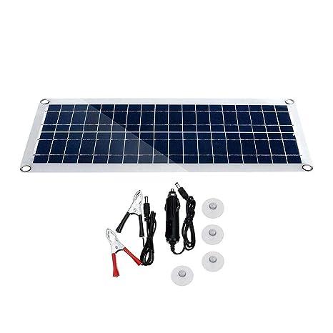 Panel Solar Panel Solar 30W Dual USB Cargador De Coche USB ...