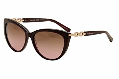0c5f9e606850b Michael Kors 2009 304014 Purple Gstaad Cats Eyes Sunglasses Lens Category 2