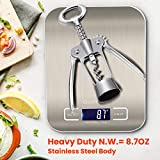 Wing Corkscrew Wine Opener Godmorn Beer Bottle