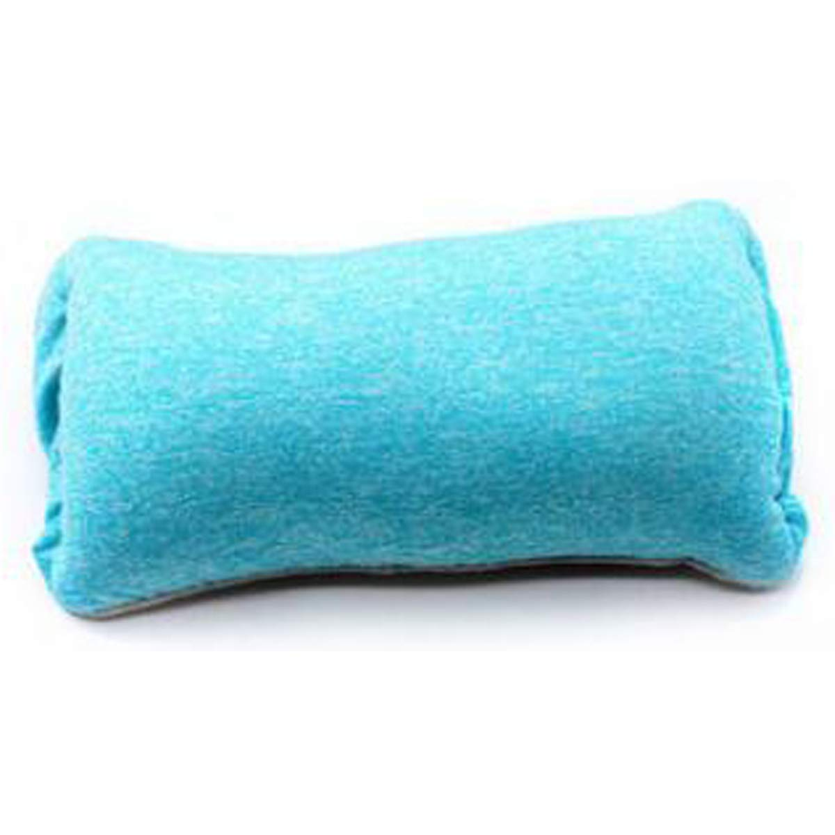IshowStore Cotton Eye Mask and Travel Pillow-Two in One, Suitable for Travel Breaks and Office Naps (Blue) by ISHOWStore