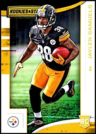 7dc3c5fd7 2018 Panini Rookies and Stars Green  138 Jaylen Samuels NM-MT Pittsburgh  Steelers Official