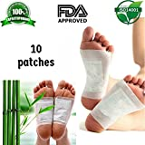 Best Foot Care Pads Help Remove Impurities, Relieve Stress and Improve Sleep 10pcs