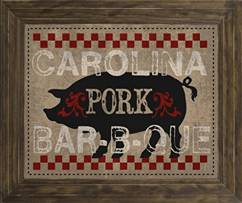 20x16 Carolina BBQ by Hogan, Melody: Ponderosa Saddle MH-RC-199B