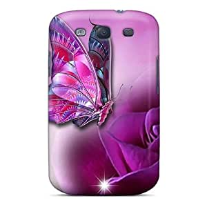 Fashion Design Hard Case Cover/ RFUA1495 Protector For Galaxy S3