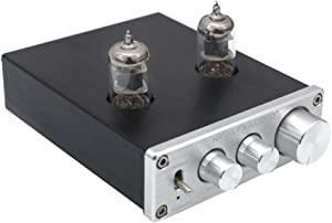 FX-Audio TUBE-03 HIFI Treble Bass Buffer Tube Preamplifier Silver