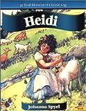 Heidi, Johanna Spyri, 0816772363