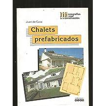 Chalets Prefabricados (Spanish Edition)