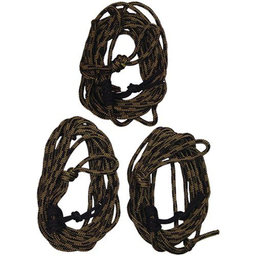 (Summit Treestands Safety Line (3 Pack), 30', Green)