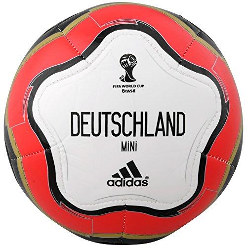 adidas Germany 2014 Capitano Mini Ball (Germany Mini Soccer Ball)