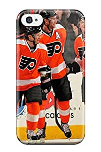 Forever Collectibles Philadelphia Flyers (52) Hard Snap-on Iphone 4/4s Case