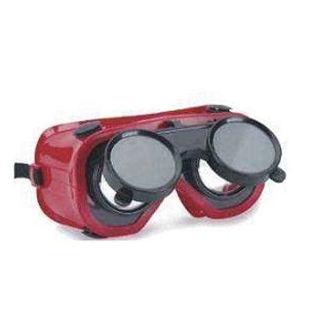 ZHIFENGLIU Soldadura de Soldadura Soldadura TIG Soldadura Doble Giro vidrios de Soldadura Anti-Impacto Gafas