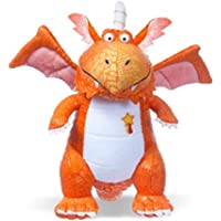 Zog the dragon 9inch Plush Soft Toy, Orange