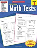 Scholastic Success with Math Tests, Grade 5