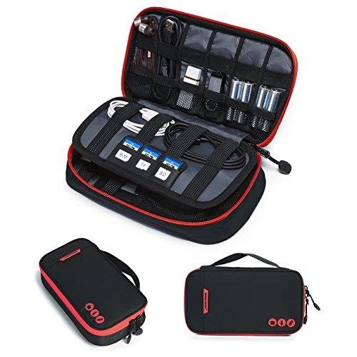 BAGSMART Electronic Accessories Organizer Portable product image