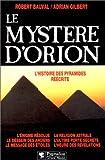 LE MYSTERE D'ORION