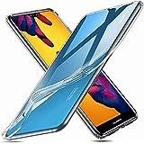 Minwu case for Samsung Galaxy Z Flip, Slim Simple Stylish Design shockproof Soft Gel TPU Silicone Transparent Bumper Back Cover for Samsung Galaxy Z Flip-white